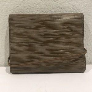 Louis Vuitton Bags - LOUIS VUITTON Epi Porte Feiulle  Elastique Wallet